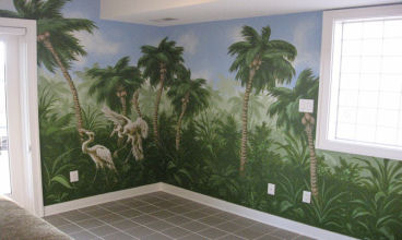 Lower Palm Room